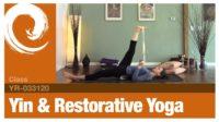Yin & Restorative Yoga • 3-31-20 - Vimeo thumbnail