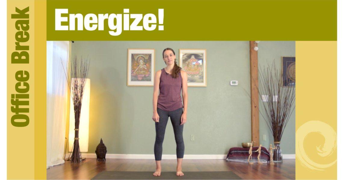 Office Break • Energize!