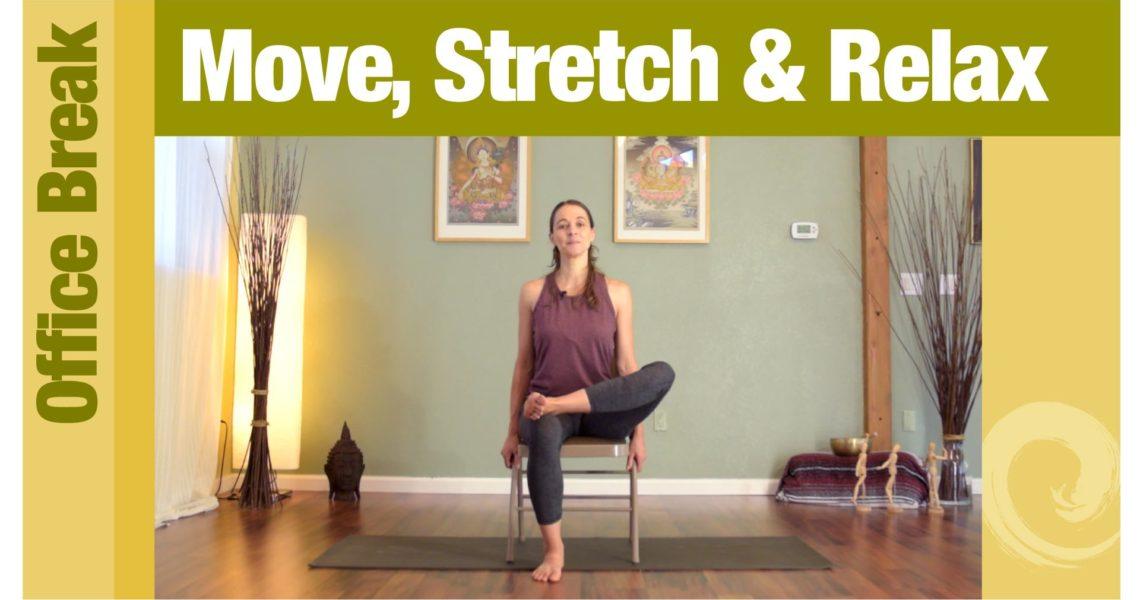 Office Break • Move, Stretch & Relax