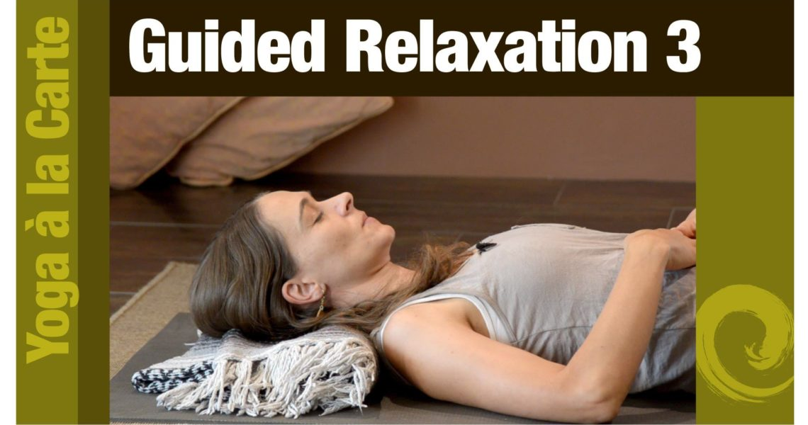 Guided Relaxation 3