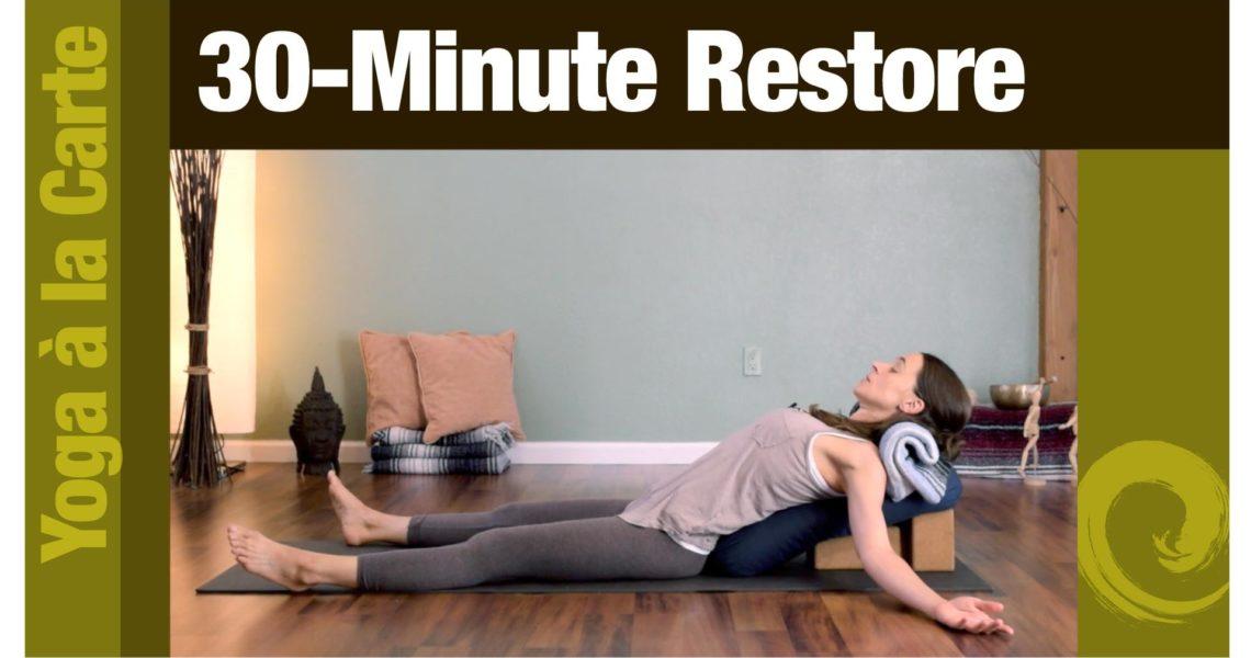 30-Minute Restore 1