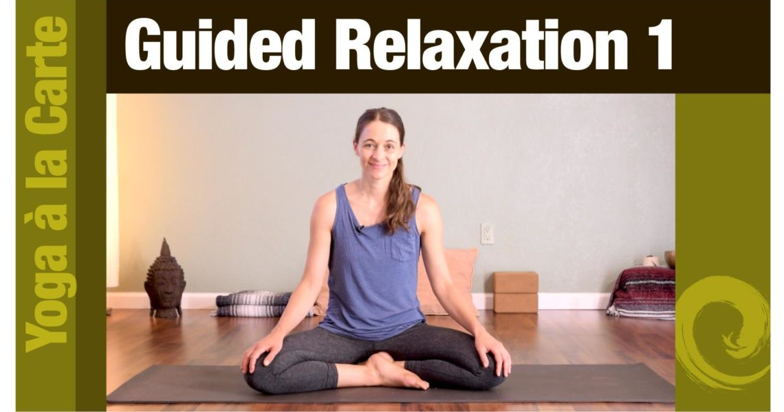 Guided Relaxation 1