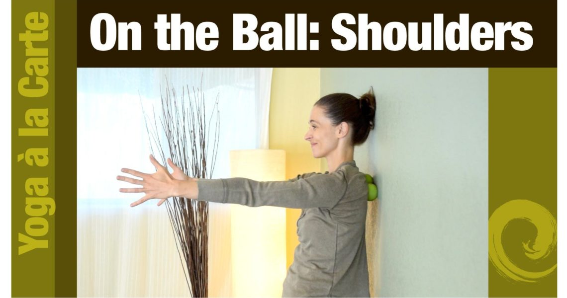 Lower Back|Self-Massage|Shoulders|Upper Back