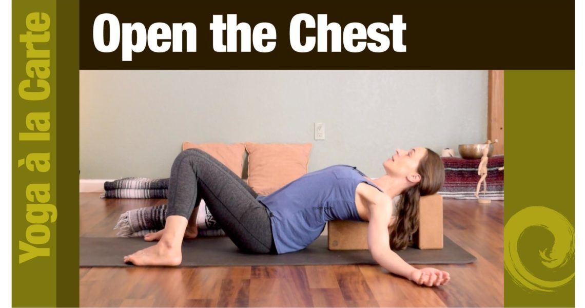 Back Bends|Chest Opening|Shoulders|Twists