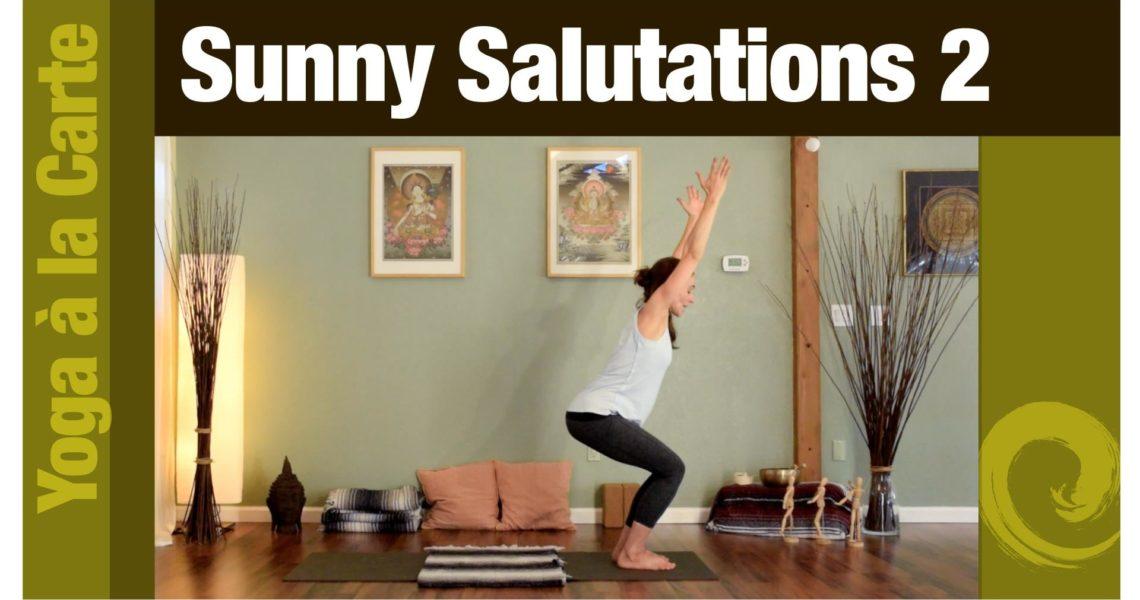 Sunny Salutations 2