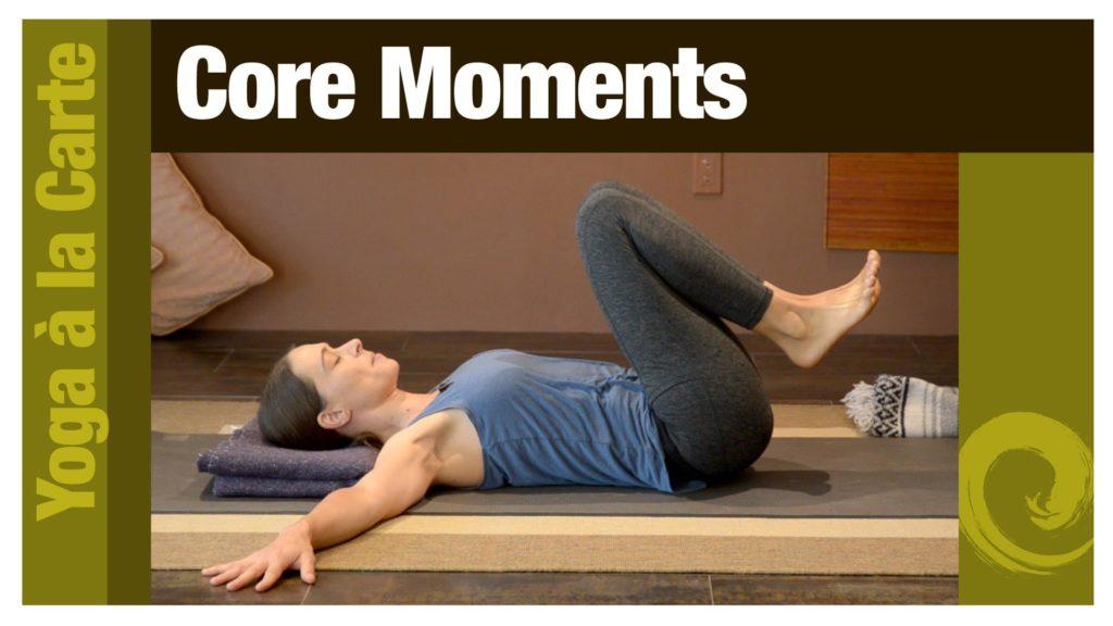 Core Moments 1