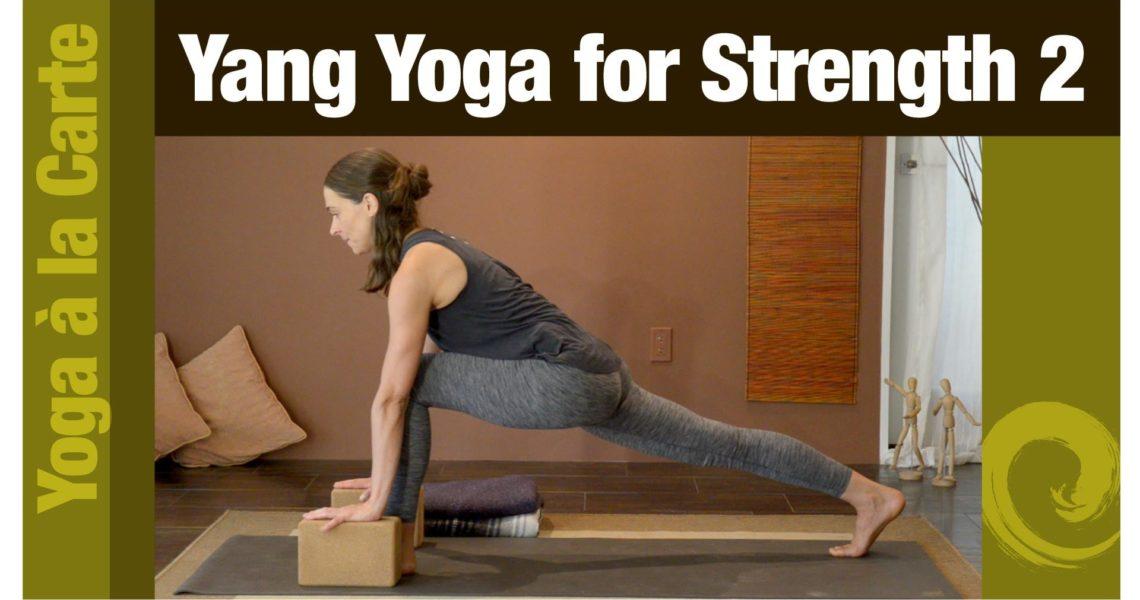 Yang Yoga for Strength 2