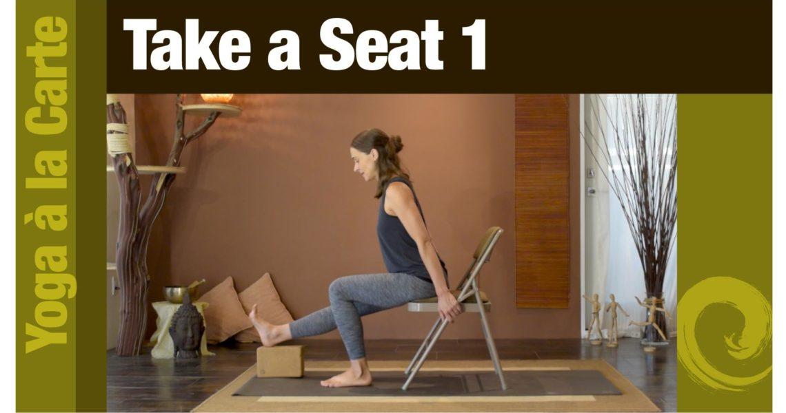 Take a Seat 1