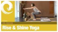Rise & Shine Yoga • 08-22-20 - Vimeo thumbnail