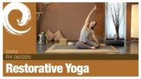 Restorative Yoga • 08-23-20 - Vimeo thumbnail