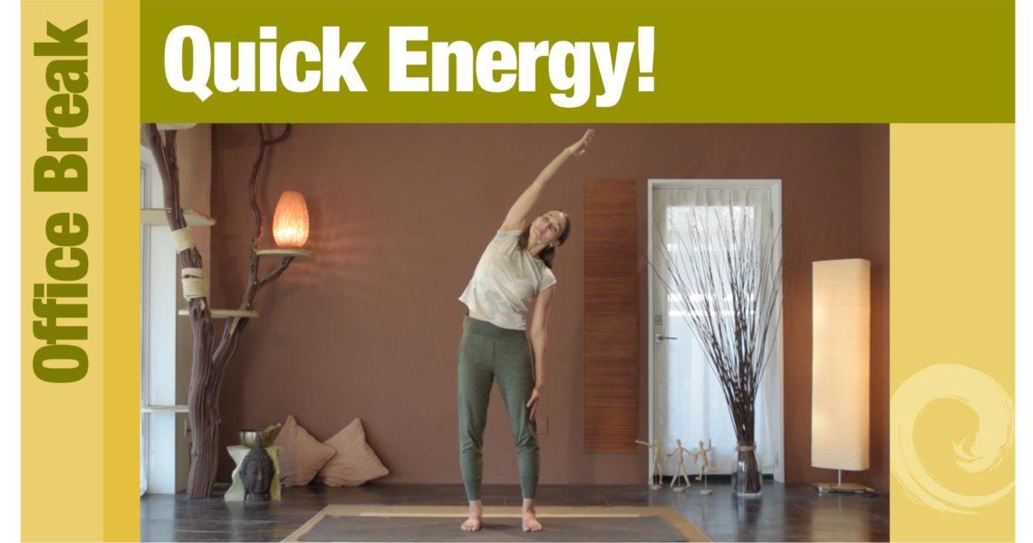 Office Break • Quick Energy