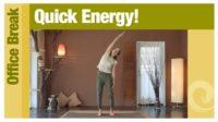 Office Break • Quick Energy - Vimeo thumbnail