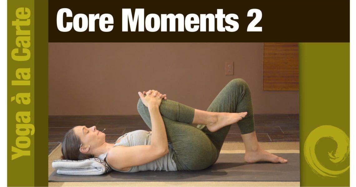 Core Moments 2