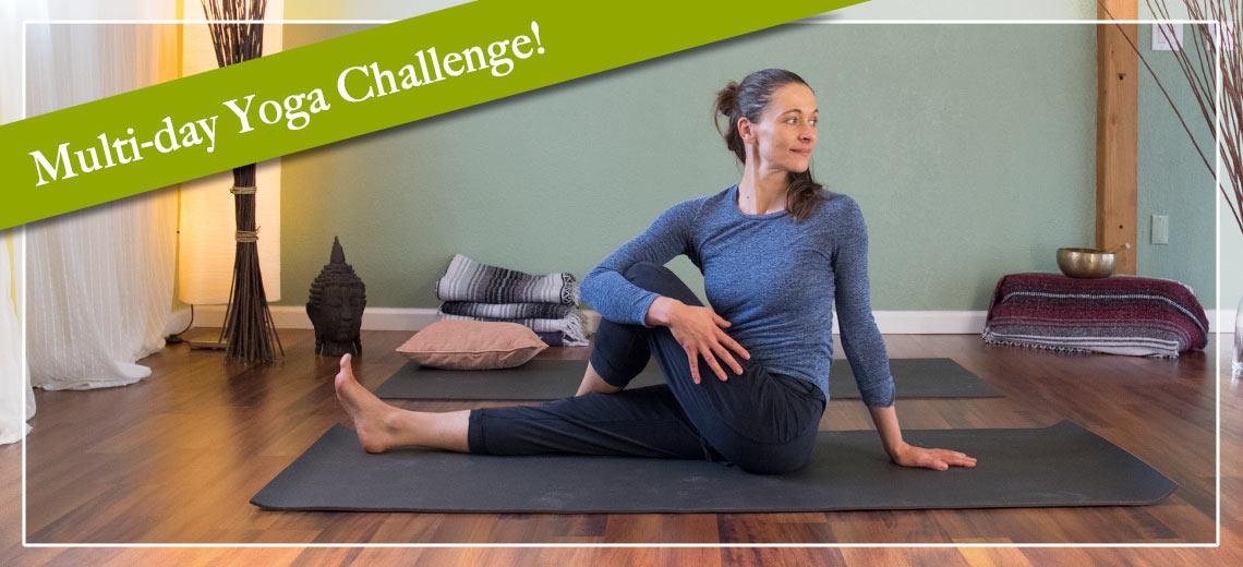 14-Day Beginner Yoga