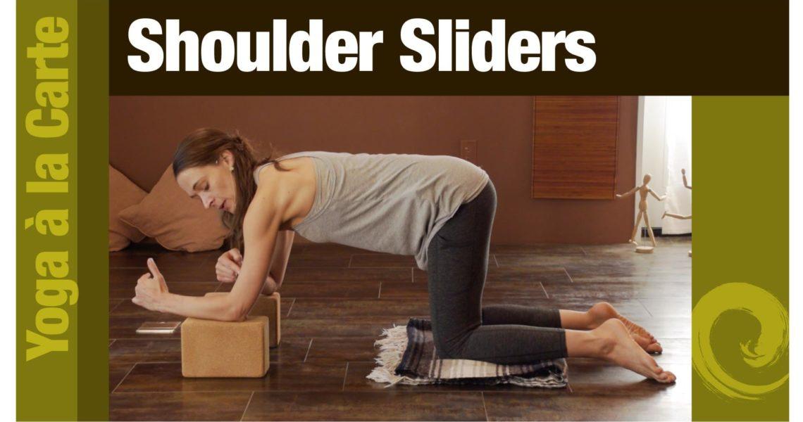 Shoulder Sliders