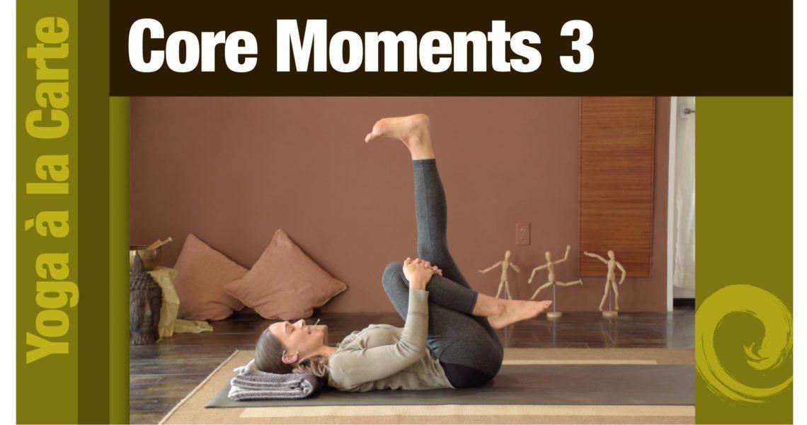 Core Moments 3