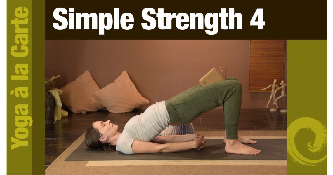 Simple Strength 4