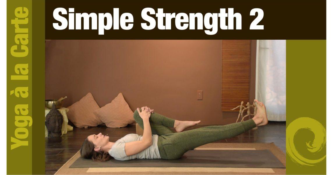 Simple Strength 2
