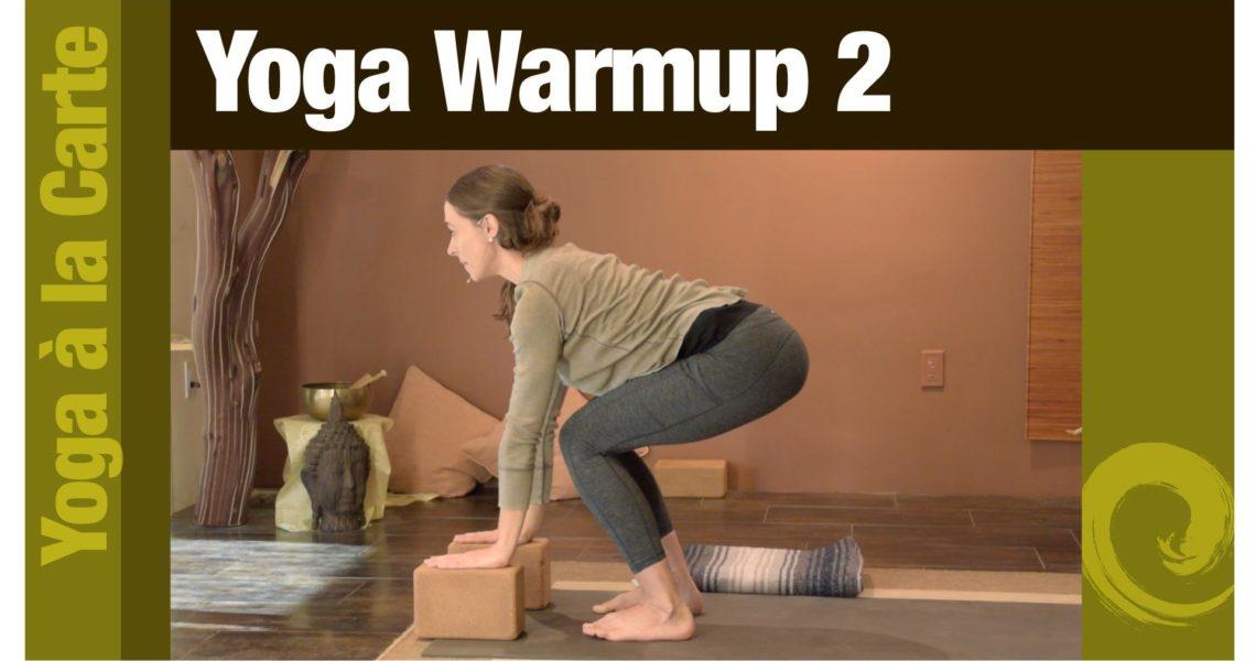 Yoga Warmup 2