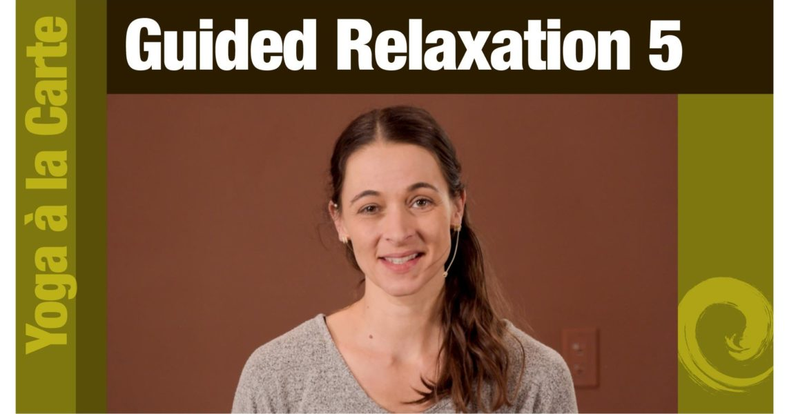 Guided Relaxation 5
