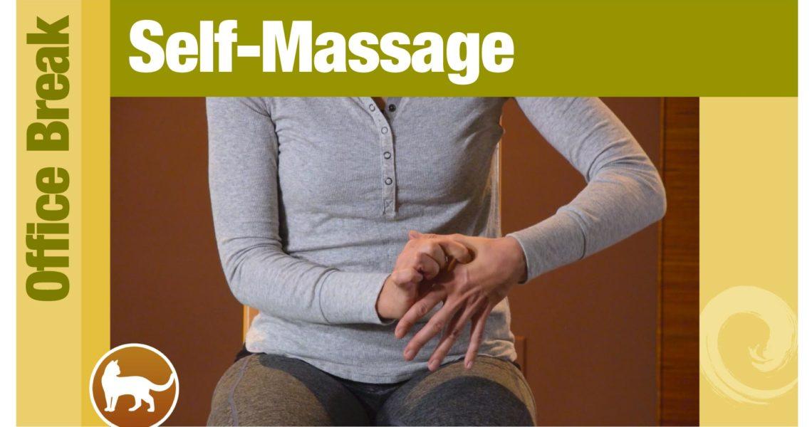 Office Break • Self-Massage