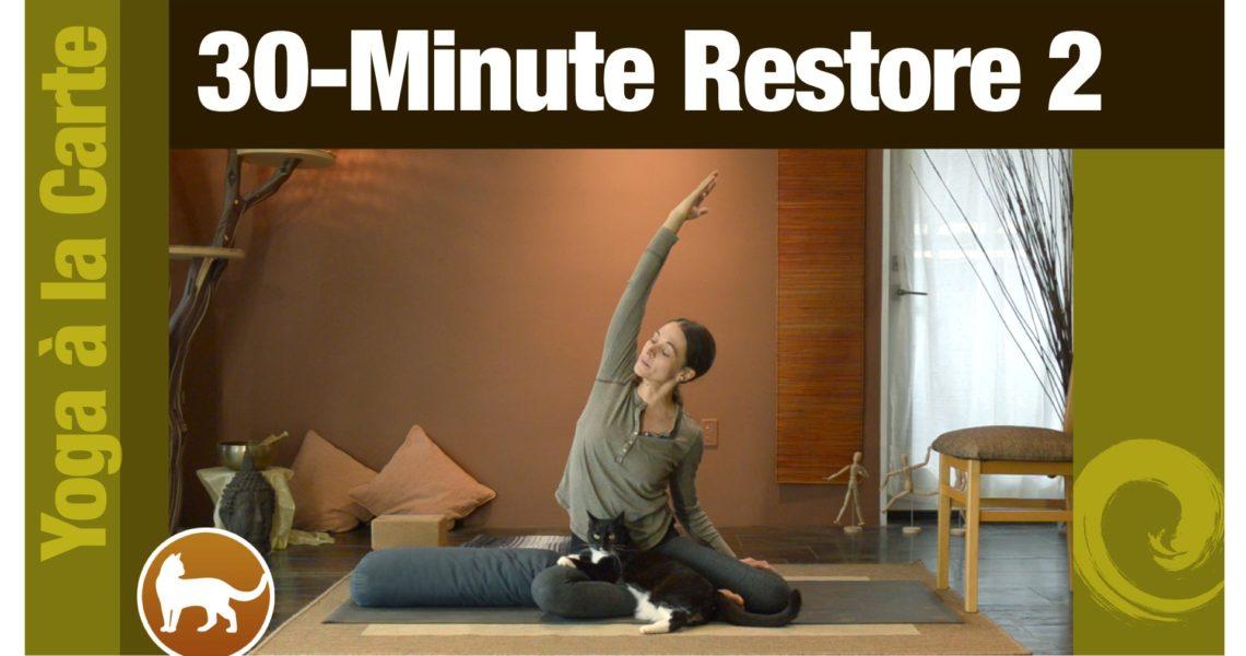 30-Minute Restore 2