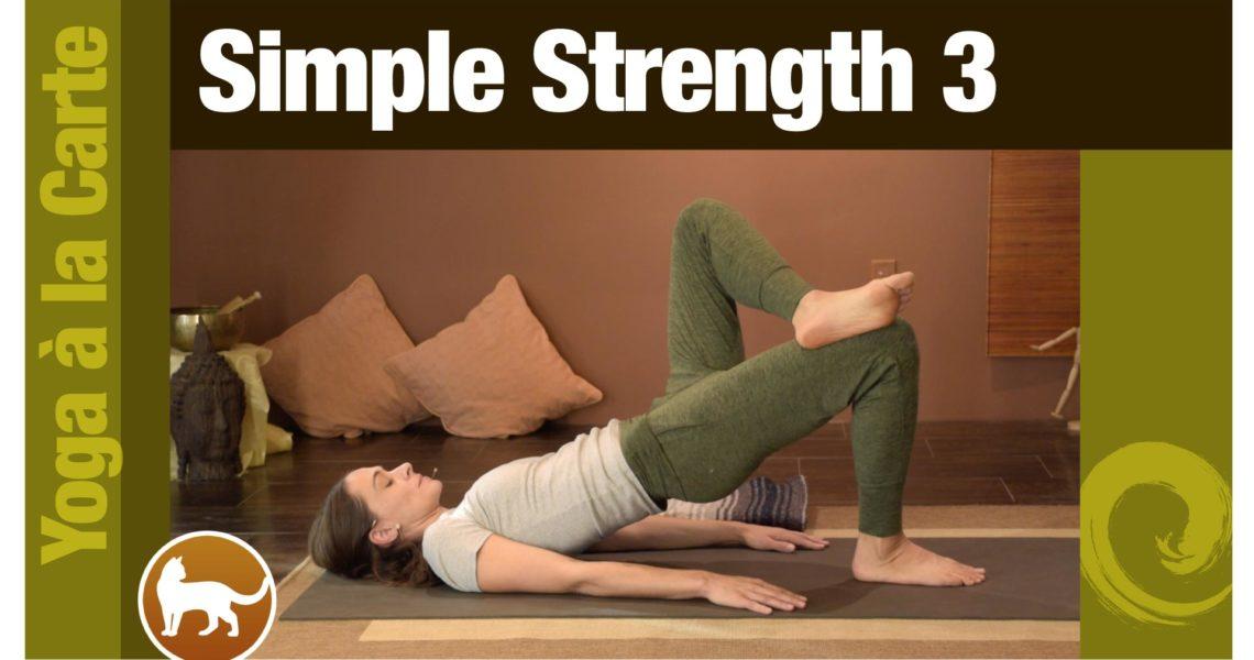 Simple Strength 3