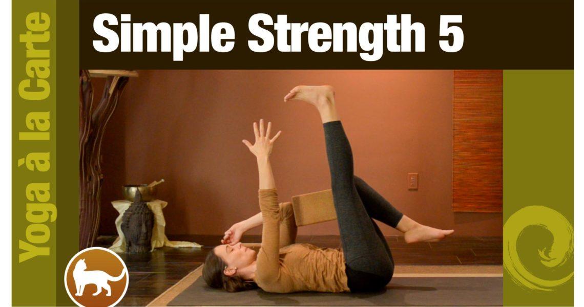 Simple Strength 5