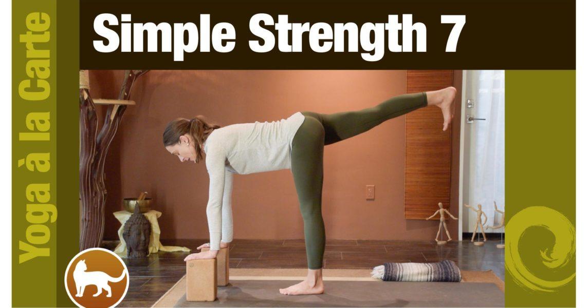 Simple Strength 7