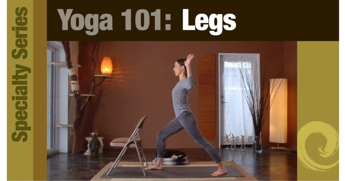 Yoga 101 • Legs