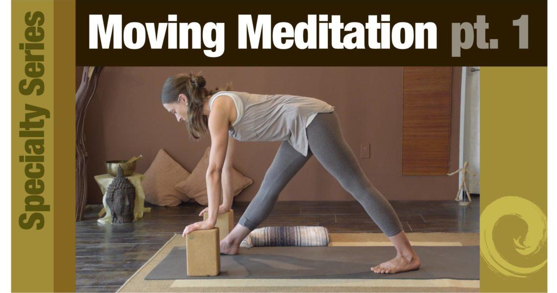 Series: Moving Meditation pt 1