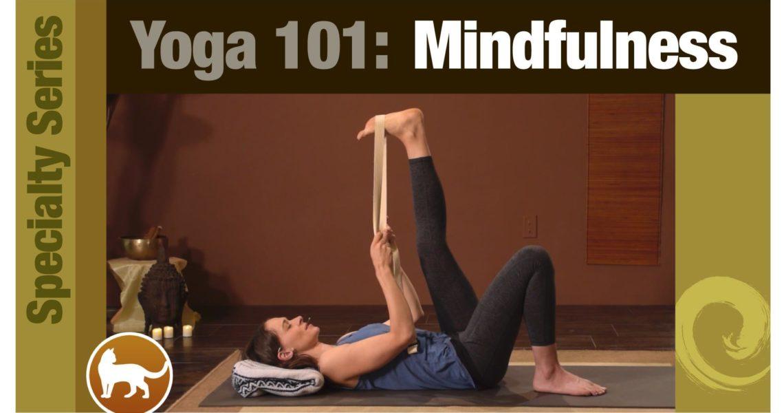Yoga 101 • Mindfulness