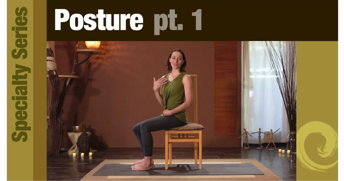 Series: Posture pt. 1