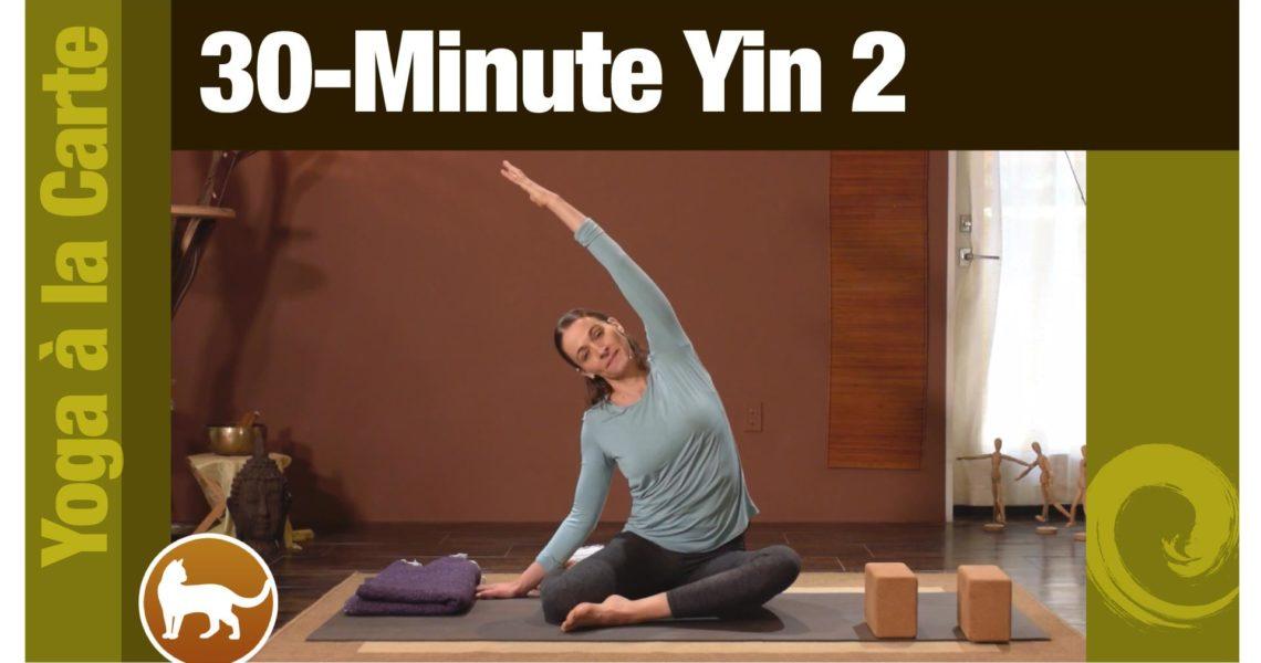 30-Minute Yin 2
