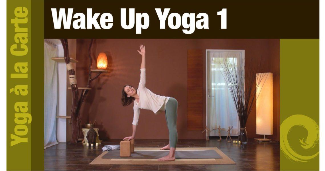Wake Up Yoga 1