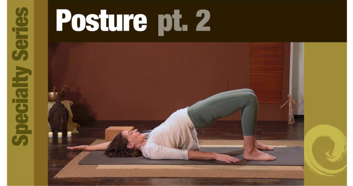 Series: Posture pt. 2
