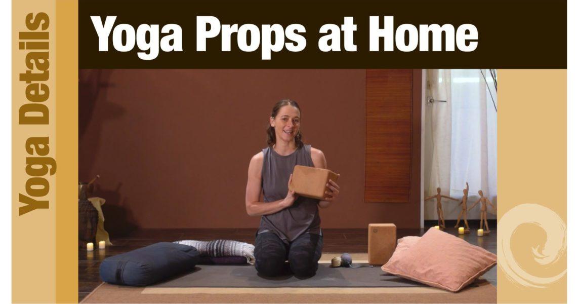 Yoga Details • Home Setup