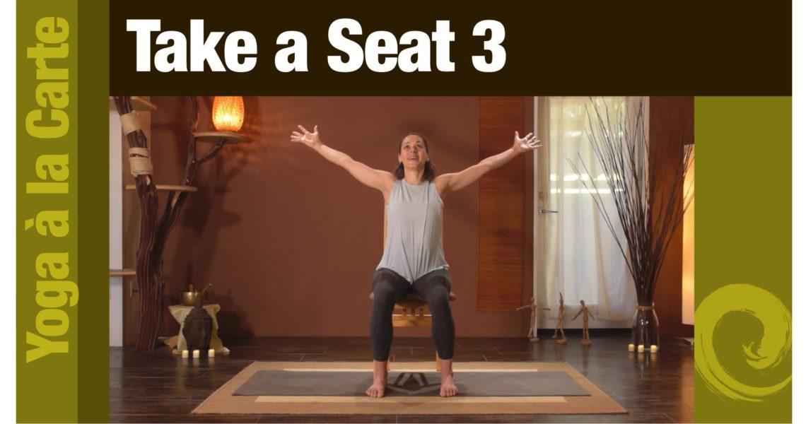 Take a Seat 3