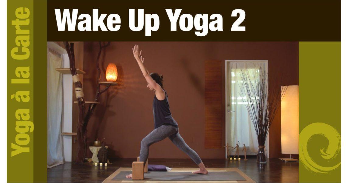 Wake Up Yoga 2