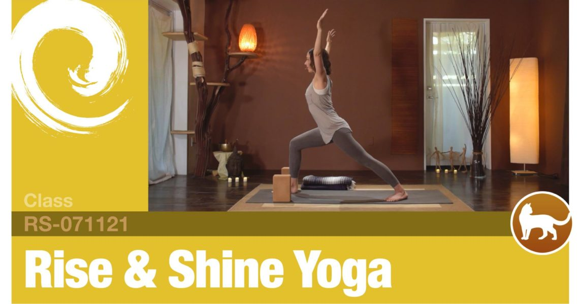 Rise & Shine Yoga • 07-11-21