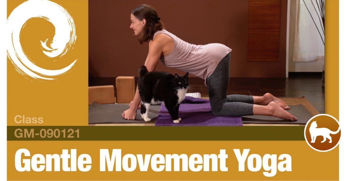 Gentle Movement Yoga • 09-01-21