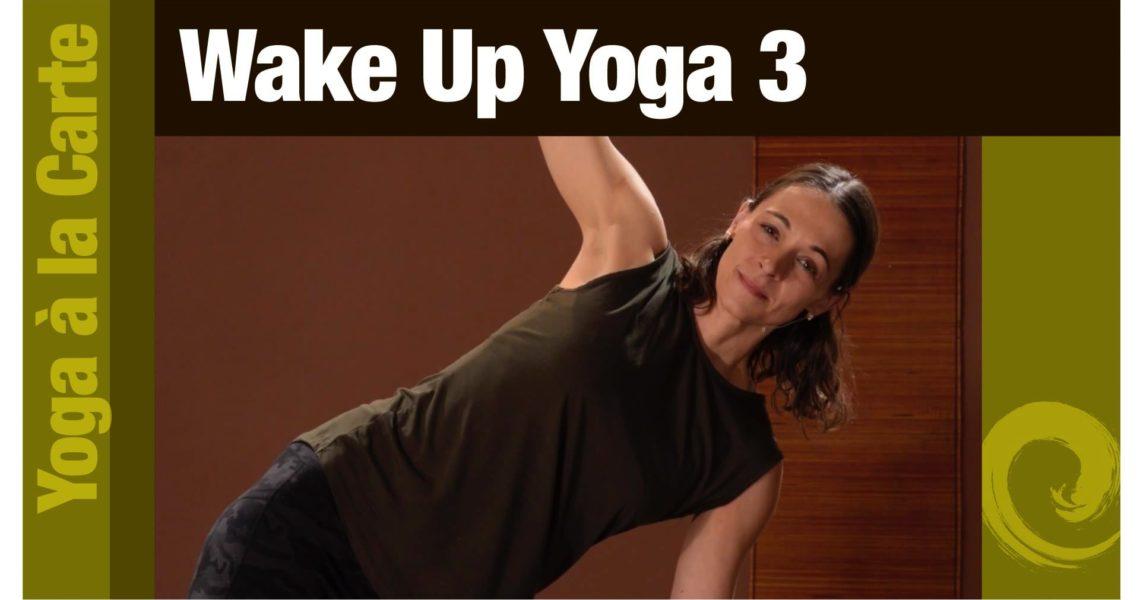 Wake Up Yoga 3