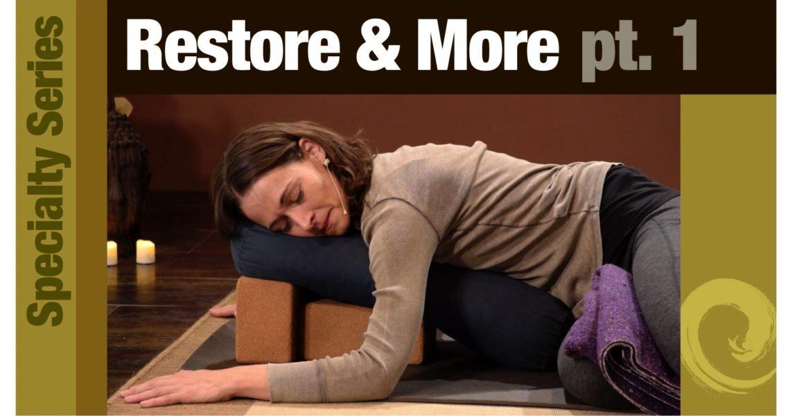 Series: Restore & More 1