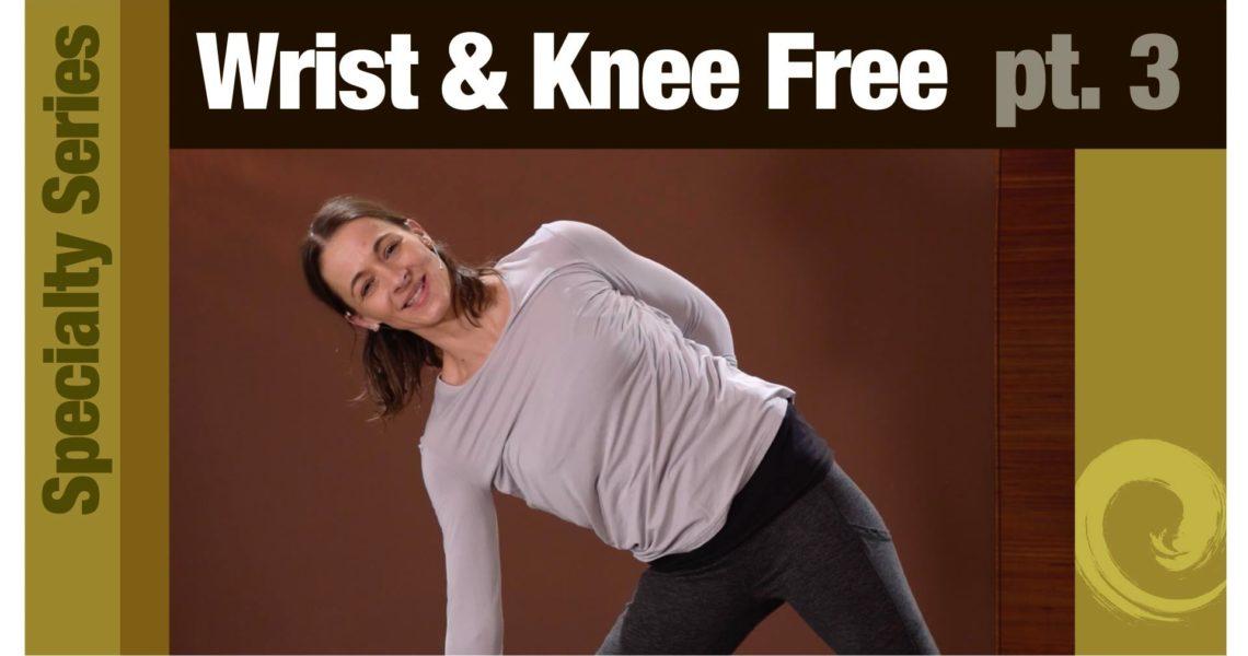 Series:  Wrist & Knees Free 3
